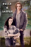 Bella and Jasper by Candidpop