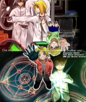 Full MEtal Alchemist 2? by Yabukl