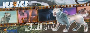 Shira | Ice Age - Timeline Facebook by Howie62