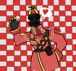 My Pyro Loadout by medicphisto