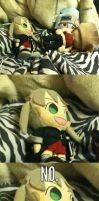 Maka does not approve. by CrazyAnime3