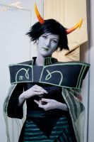 KatsuCon 2012 - Homestuck | Dolorosa by elysiagriffin