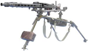 MG 42 by FPSRussia123