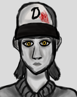TWD-Clementine by longlostlive