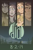 Dia - Full color webcomic coming Soon! by charlottevevers
