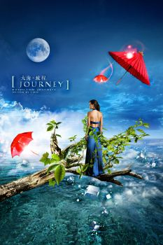 the sea_ journey by Benyol