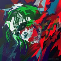 Joker by mobokeh