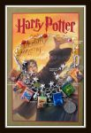 Harry Potter Book Beads by maryfaithpeace