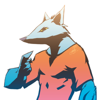 he dn't giv a Fox by theCHAMBA