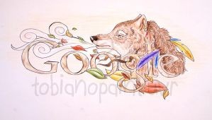 Doodle For Google by tobianopaintluvr