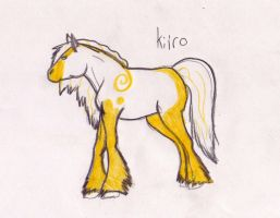 Kiiro adopt by HeartBrokenWolf123