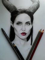 Maleficent by SofiaAliens