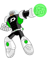 Phantom Ecto Skeleton by Shakuhl
