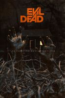 Evil Dead by neverdying
