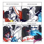 TF : Kiss meme-Jetstar by Beriuos
