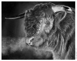 Antony the bull by hartr