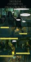 Skyrim Oddities: Dragonborn by Janus3003