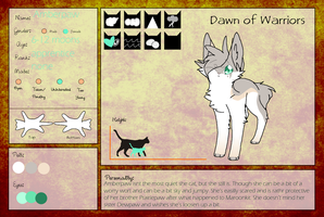 Amberpaw app by Willowsong907