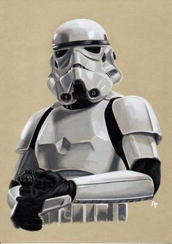 STORMTROOPER by Alizee-P