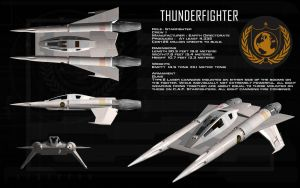 Thunderfighter ortho by unusualsuspex