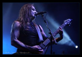 Behemoth - Nergal 02 by metalpics