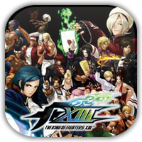 King of Fighter XIII Game Icon by Wolfangraul