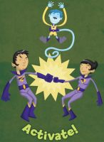 Wonder Twins Powers.. by Bugbot