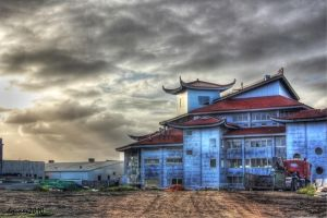 Quang Minh Buddhist Temple by DanielleMiner