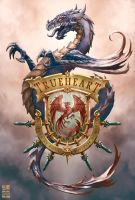 TrueHeart coat of arms by XRobinGoodFellowX