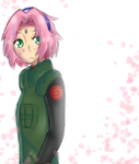 Sakura Chan by oOShine-StarOo