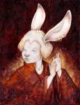 White Rabbit by ursulav