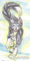 Feathertail Cheederian by MudstarMord-Sith