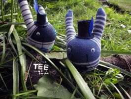 Top Hatted Fellars by T-EE