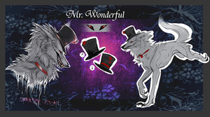 Mr.Wonderful Sheet by Darkside-Cookie
