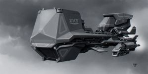 Transporter by hunterkiller