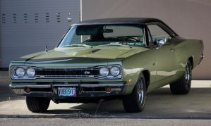 A '69 Dodge beauty by finhead4ever