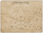 Dragonflame Forge Map + Info by DawnOfTheTigress
