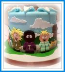 South Park Cake by gertygetsgangster