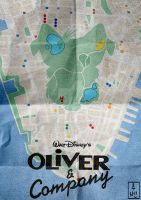 Disney Classics 27 Oliver and Company by Hyung86