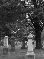 The Dead of October II by w0rmwood