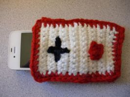 Video Game Controller Cozy by retrocrafts