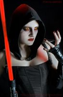 Sith Lord by PorcelainPoet