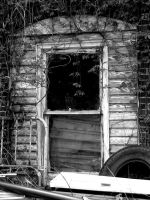 BW window by eeyorefan