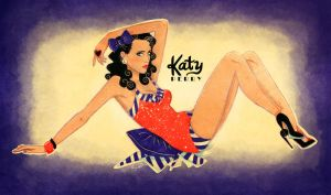 Katy Perry by Meynet