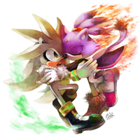 Silvaze by Hanybe