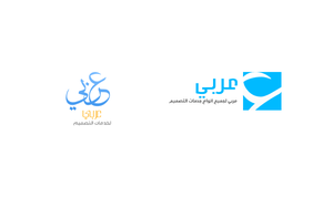 Araby Two logo designs by Q-des