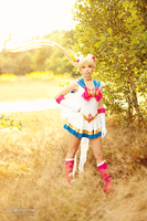 New: Super Sailor Moon II by Cosbabe