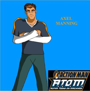 ATOM Axel Manning 1 by Axel-Manning