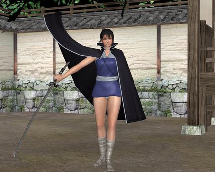 Azumi WIP Preview by SSPD077 by faytrobertson