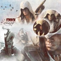 Connor Kenway by EvenstarArwen